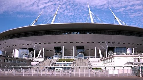 Zenit Arena For World Cup