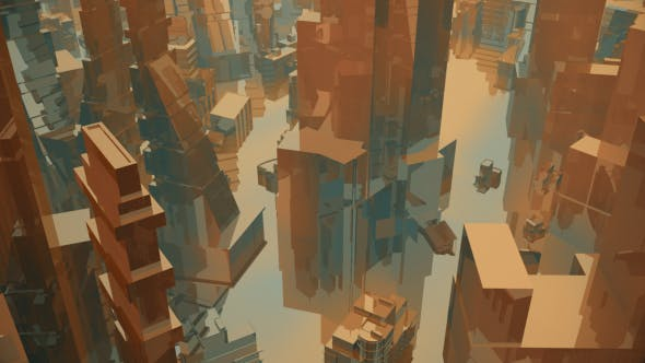 Thumbnail for Mograph City