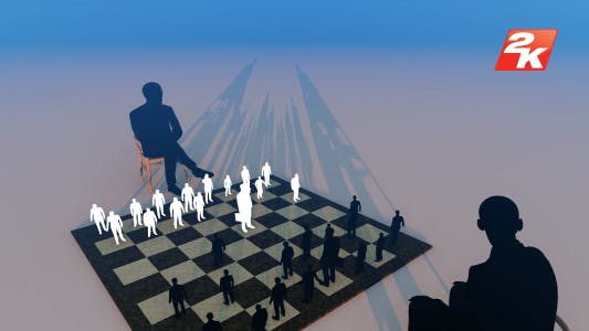 Thumbnail for Businessmen Playing Chess-2