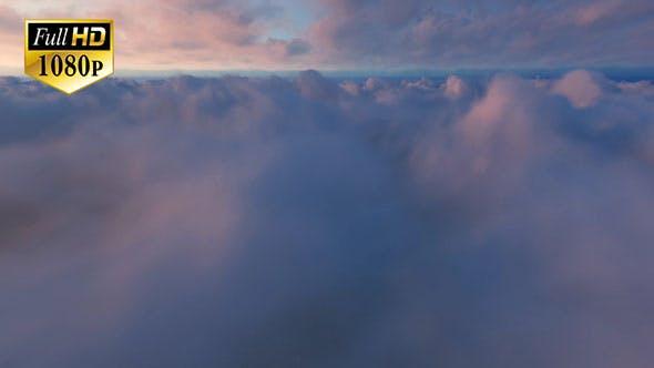 Thumbnail for Flight Through Clouds 6
