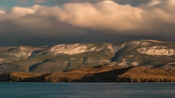 Thumbnail for Sunrise on the Lake,