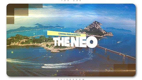 The Neo Parallax Slideshow