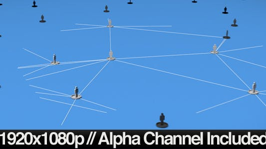 Thumbnail for Networking to More and More People + Alpha Channel