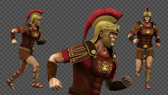 Thumbnail for Roman Soldier