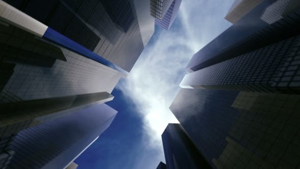 Thumbnail for Sky Over Business Center