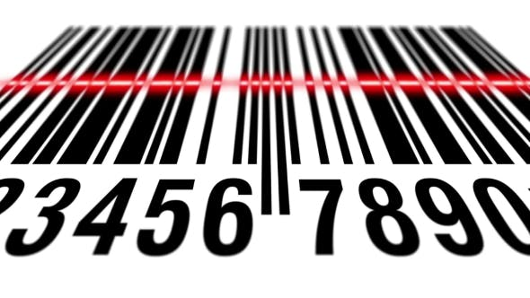 Cover Image for EAN Barcode Scanning, Bottom View