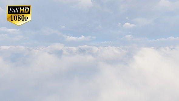Thumbnail for Flight Through Clouds 8