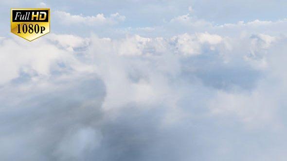 Thumbnail for Flight Through Clouds 9