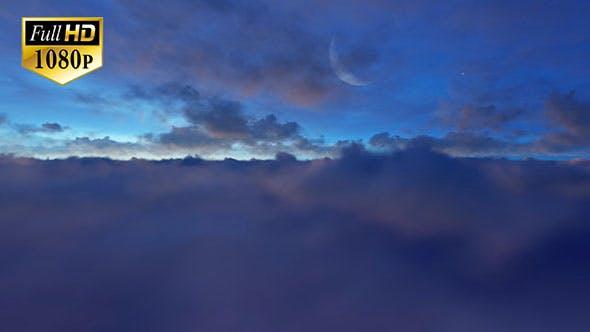 Thumbnail for Flight Through Clouds 10