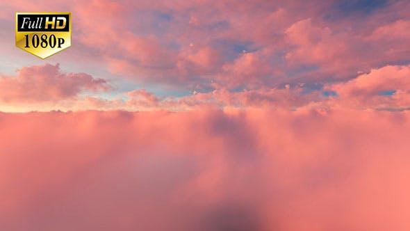 Thumbnail for Flight Through Clouds 11