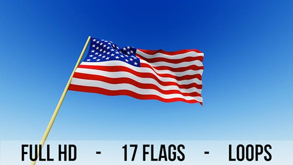 Flags Pack