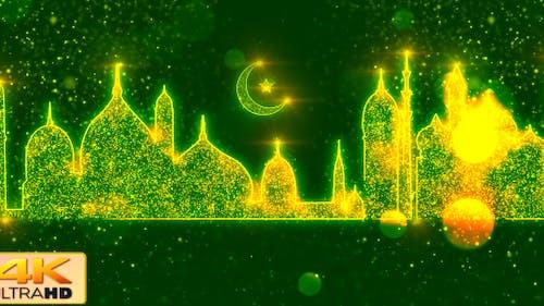 Ramadan Background V2