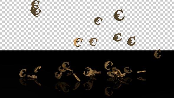 Thumbnail for Falling Euro