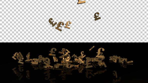 Thumbnail for Falling British Pound
