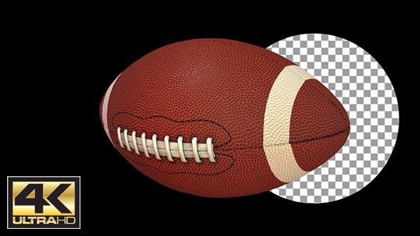 Thumbnail for American Football Animation Ultra HD
