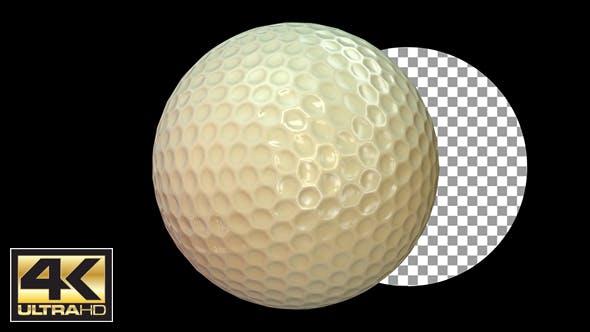 Thumbnail for Golf Ball Animation Ultra HD