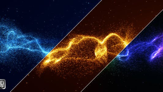 Thumbnail for Energy Wave Backgrounds
