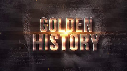 Thumbnail for Golden History