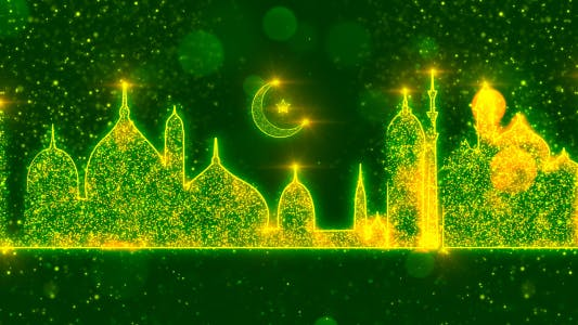 Thumbnail for Ramadan Hintergrund V2