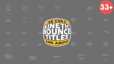 Kinetic Bounce Titles Pack