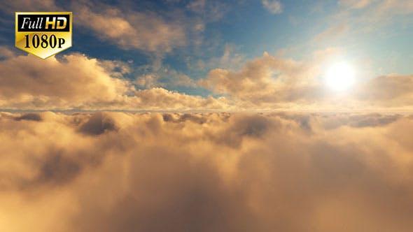 Thumbnail for Flight Through Clouds 12