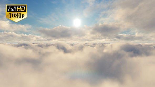 Thumbnail for Flight Through Clouds 13