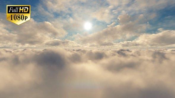 Thumbnail for Flight Through Clouds 14