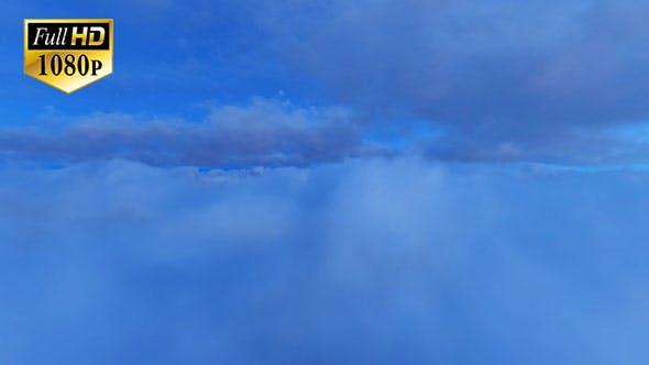 Thumbnail for Flight Through Clouds 16