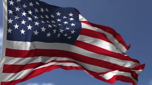 Thumbnail for Flag of USA