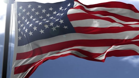 Cover Image for Flag of USA