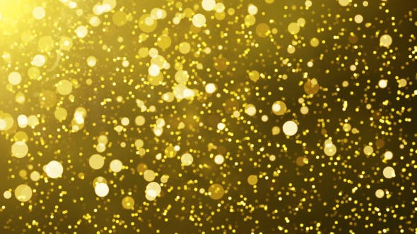 Thumbnail for Gold Bokeh