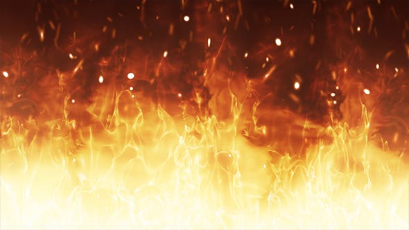 Thumbnail for Strong Fire Background