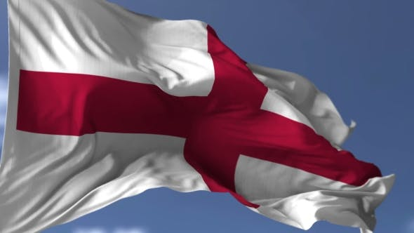Cover Image for Flag of England