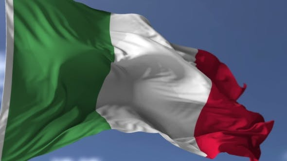 Cover Image for Flag of Italy