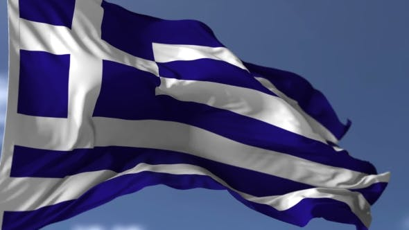 Thumbnail for Flag of Greece