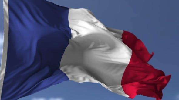 Thumbnail for Flagge Frankreichs