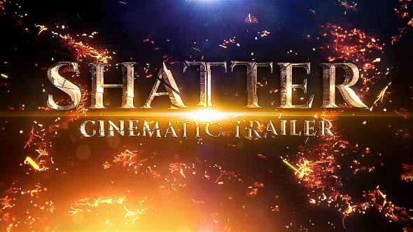 Thumbnail for Shatter Cinematic Trailer