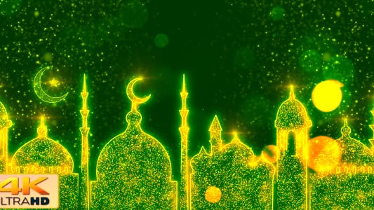 Thumbnail for Ramadan Kareem Background V2