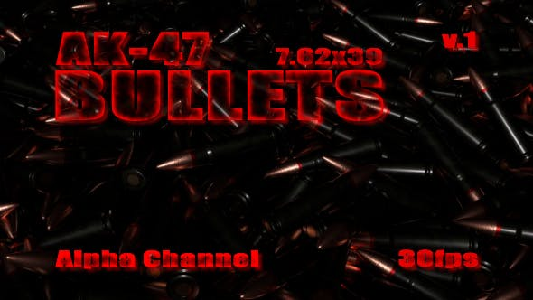 Cover Image for AK- 47 Bullets 1