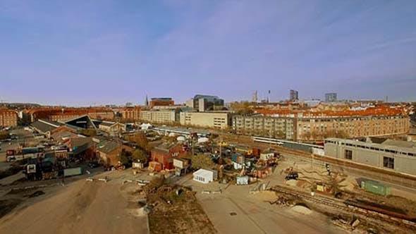 Thumbnail for Railway Station in Aarhus in Denmark