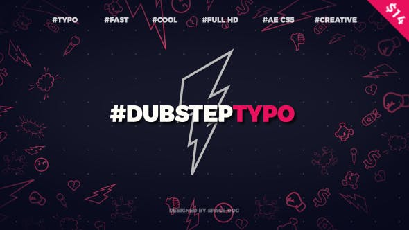 Thumbnail for Dubstep Typography (opener)