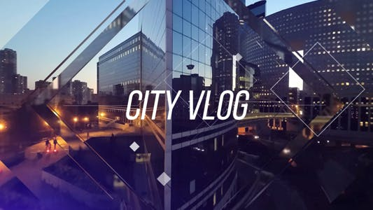 Cover Image for City Vlog