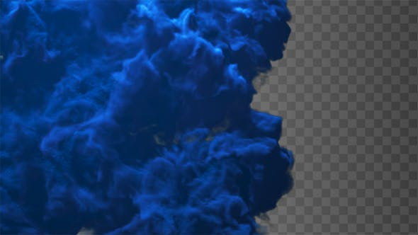 Thumbnail for Blue Smoke Transitions