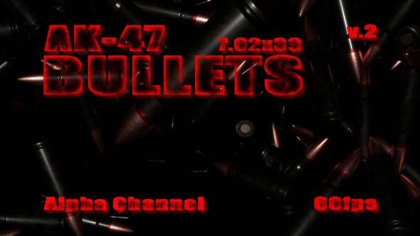 Thumbnail for AK- 47 Bullets 2