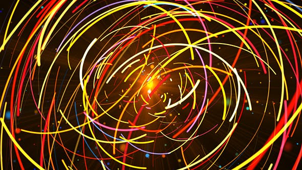 Neon Chaos Loop