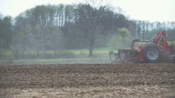 Thumbnail for AGRICULTURE, Fresh Cultivated Land