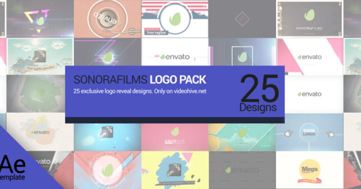 Download Sonorafilms Logo Pack by sonorafilms