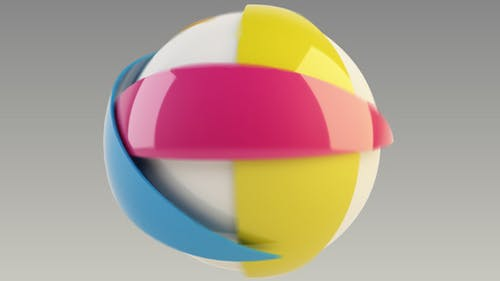 Spheres Logo Reveal