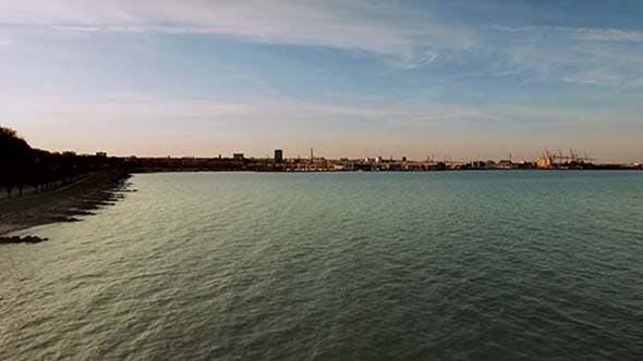Thumbnail for Port of Aarhus in Denmark
