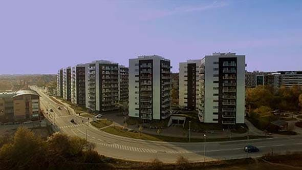 Cover Image for Apartment Complex On Aarhus